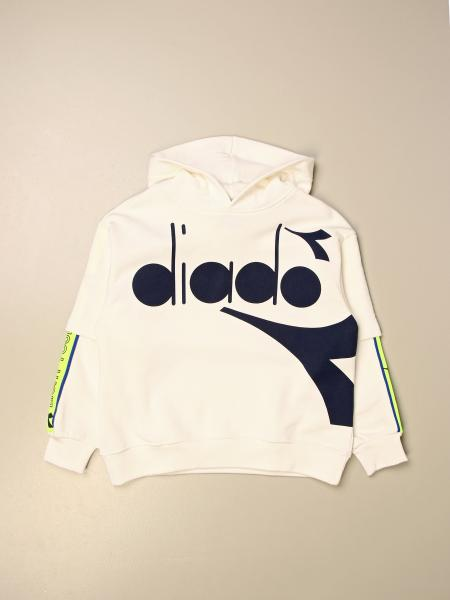 Diadora Heritage: Jumper kids Diadora
