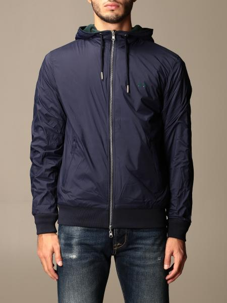 Sun 68: Sun 68 reversible jacket with hood