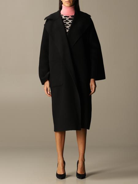 Cappotto a vestaglia Elisabetta Franchi