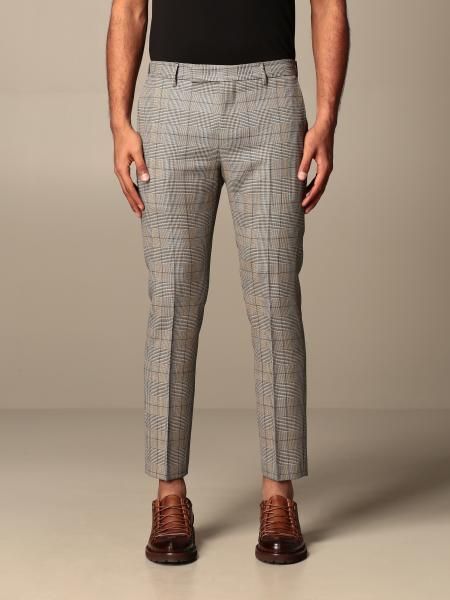 Classic patterned Pt trousers