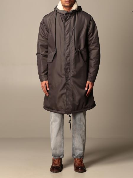 Mauro Grifoni: Mauro Grifoni hooded jacket