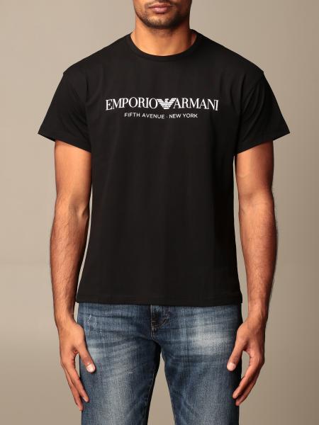 Футболка Мужское Emporio Armani