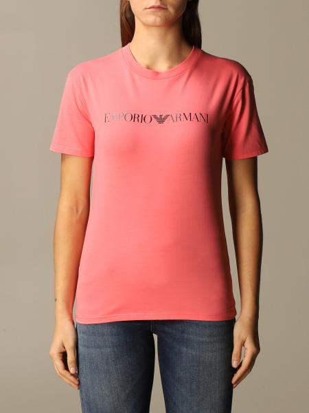 Emporio Armani: T-shirt women Emporio Armani