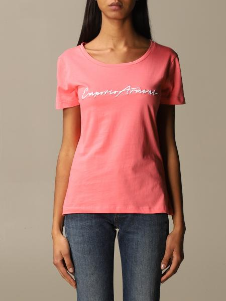 T-shirt donna Emporio Armani