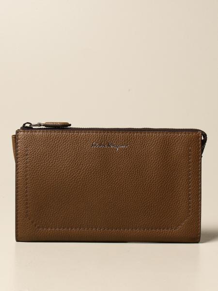 Pañuelo de bolsillo hombre Salvatore Ferragamo