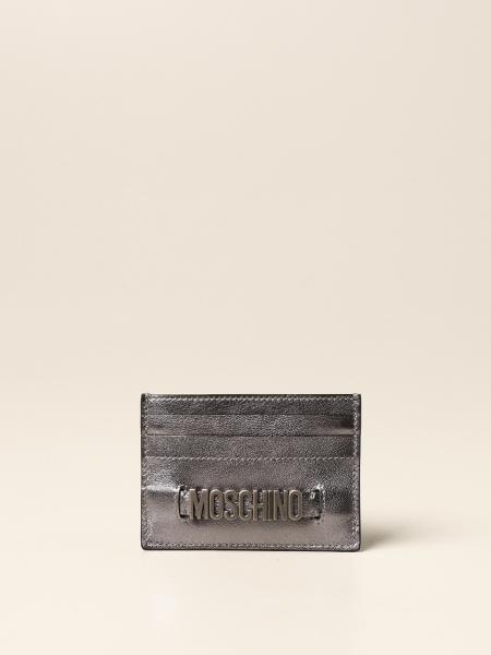Moschino für Damen: Geldbeutel damen Moschino Couture