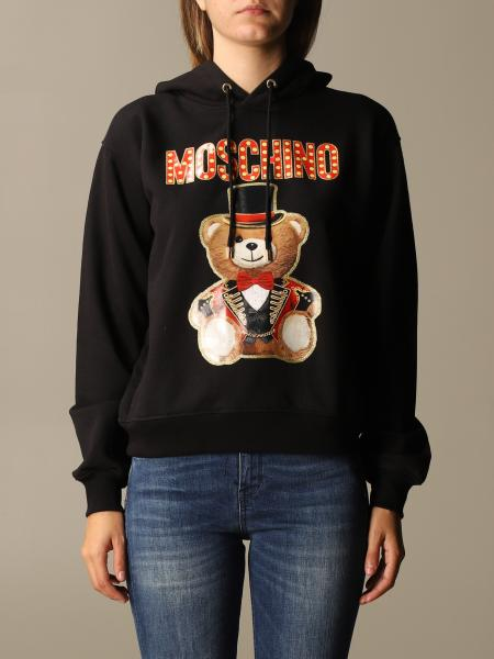 Sweat-shirt femme Moschino Couture