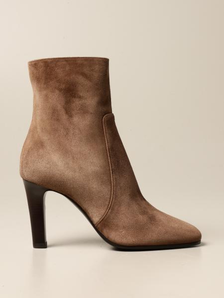 Saint Laurent: Saint Laurent ankle boot in suede
