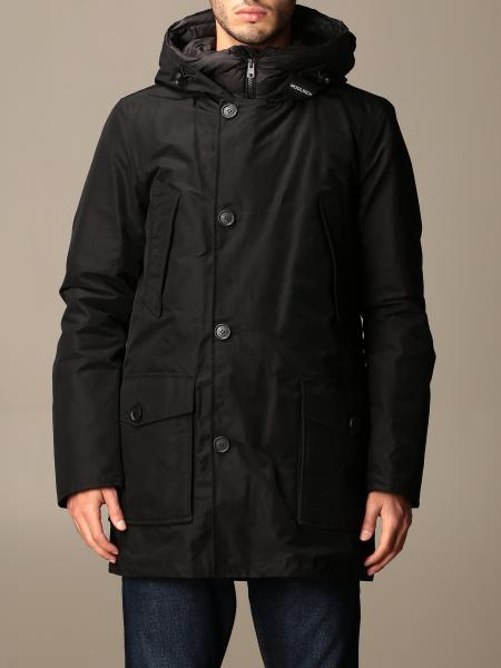 Woolrich: Woolrich jacket with nylon hood