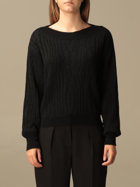Manila Grace: Manila Grace crewneck sweater