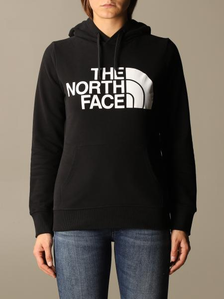 The North Face: Felpa con cappuccio The North Face con logo