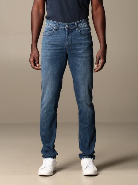 Re-Hash: Jeans Re-hash in denim used