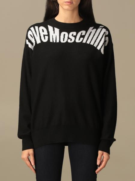Pullover damen Love Moschino