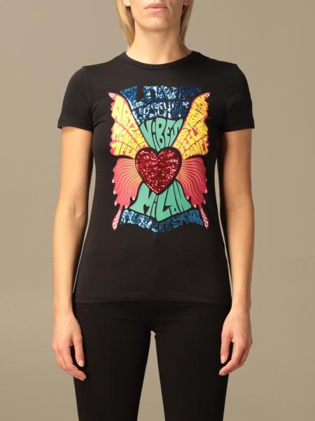 T-shirt women Love Moschino