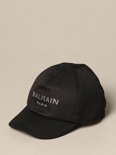 女童帽子 儿童 Balmain