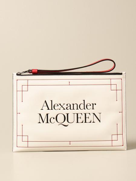 Bolso de mano mujer Alexander Mcqueen