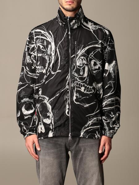 Jacket men Alexander Mcqueen