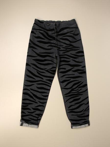 Dondup jeans in zebra denim