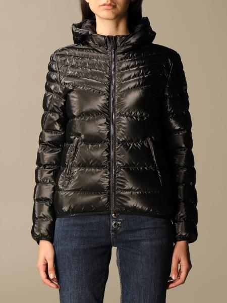 Colmar: Colmar down jacket in padded nylon with hood