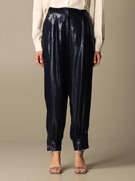 Simona Corsellini: Simona Corsellini high-waisted trousers