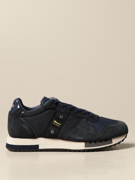 Blauer МУЖСКОЕ: Спортивная обувь Мужское Blauer