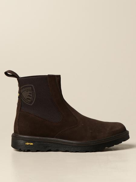 Blauer МУЖСКОЕ: Ботинки челси Мужское Blauer