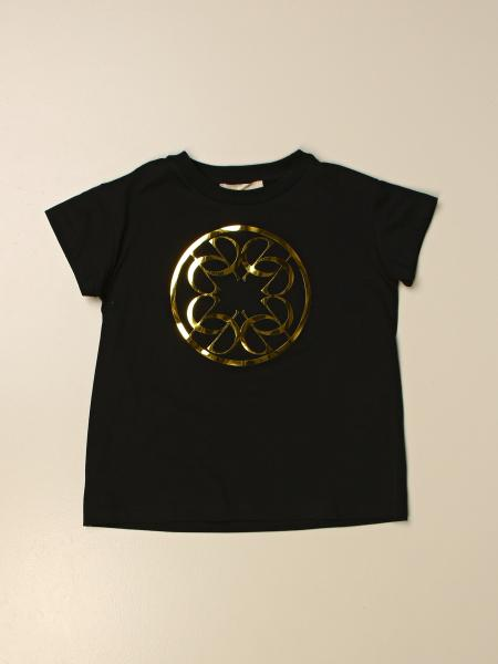 Elie Saab T-shirt with laminated logo