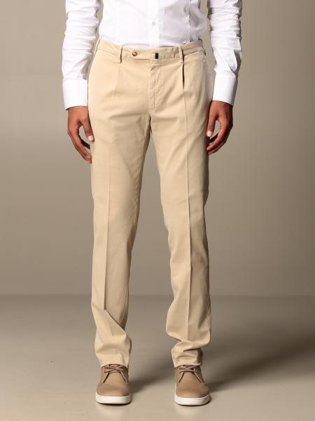 Incotex: Pants men Incotex
