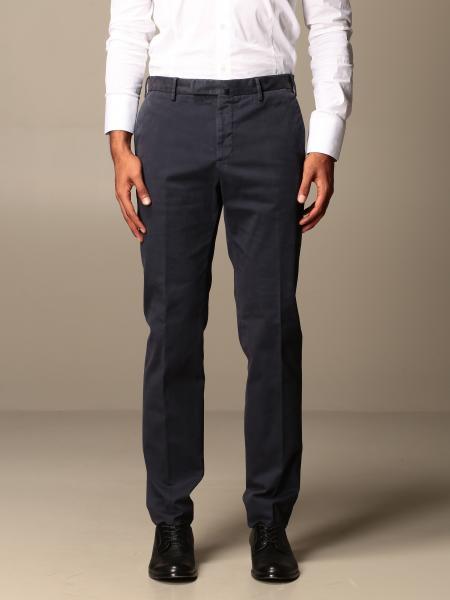 Incotex: Pantalone Incotex in cotone stretch