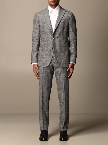 Suit men Boglioli
