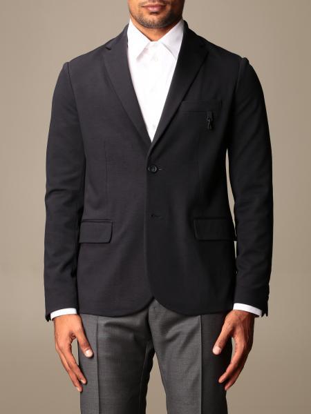 Emporio Armani basic single-breasted jacket