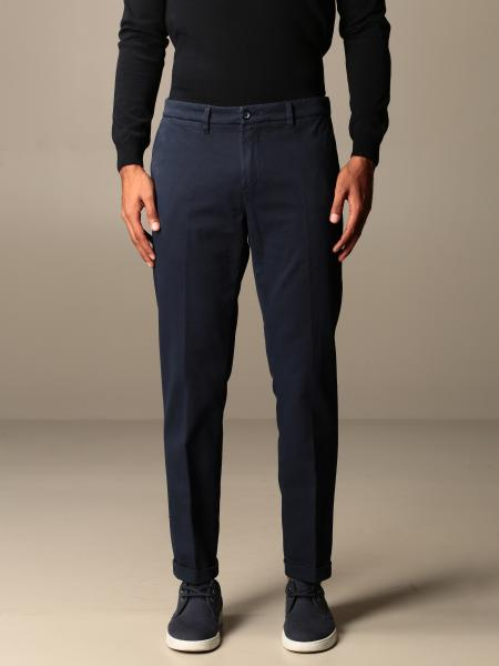 Hogan: Pantalone Hogan in cotone stretch