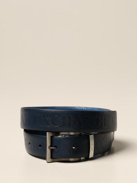 Cinturón hombre Armani Exchange