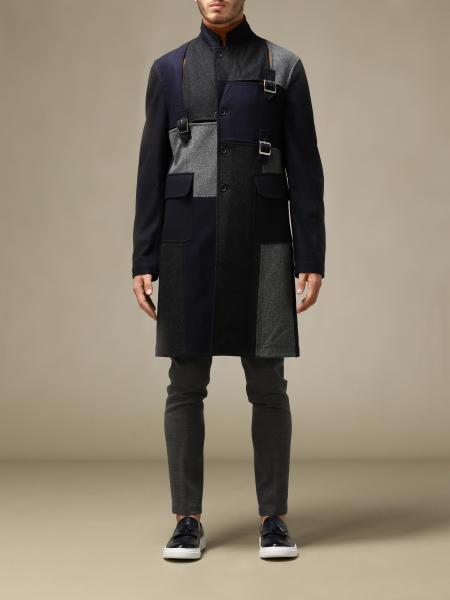 Пальто Мужское Comme Des Garcons