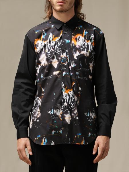 Рубашка Мужское Comme Des Garcons