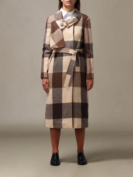 Mantel damen Alysi