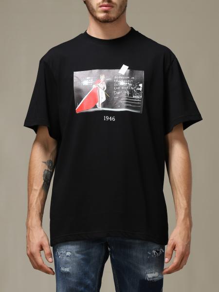 Throwback: Throwback T-shirt with Freddie print
