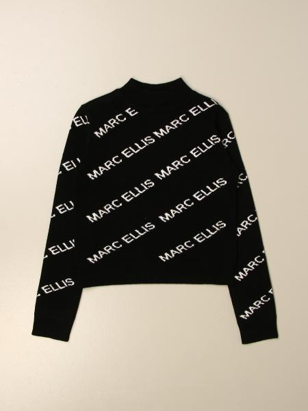 Maglia a girocollo Marc Ellis con logo all over