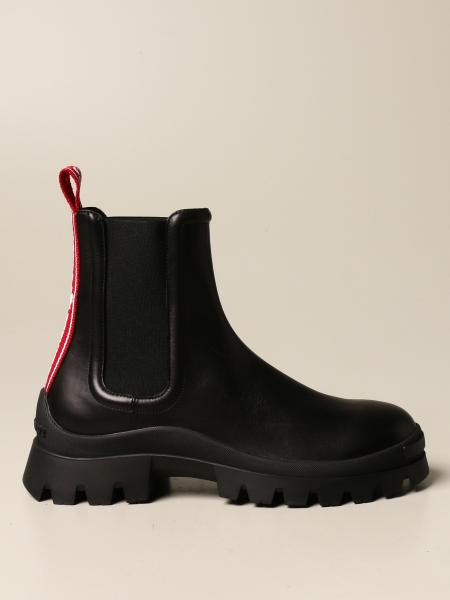 Dsquared2 leather ankle boot
