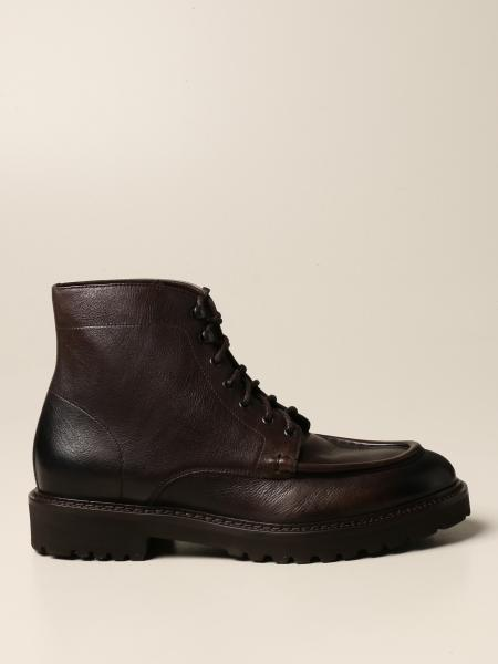 Doucal's leather boot