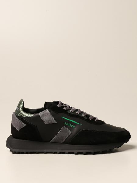 Sneakers Rush-One Ghoud in pelle e camoscio