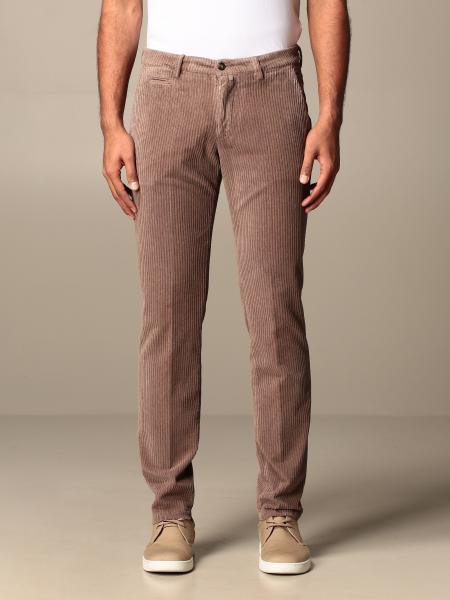 Briglia: Pantalone classic Briglia a costine