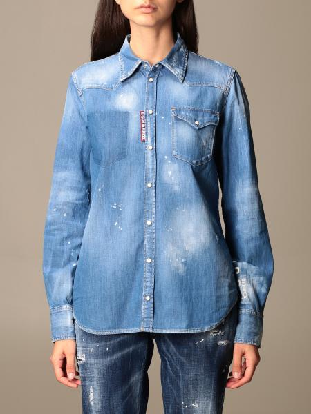 Camicia donna Dsquared2