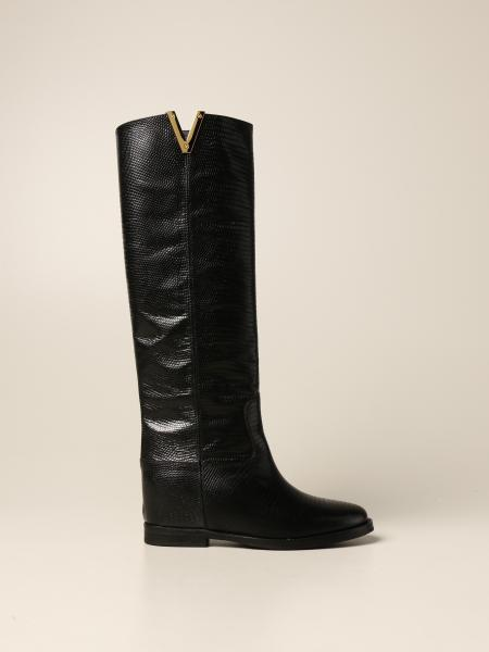 Stiefel damen Via Roma 15