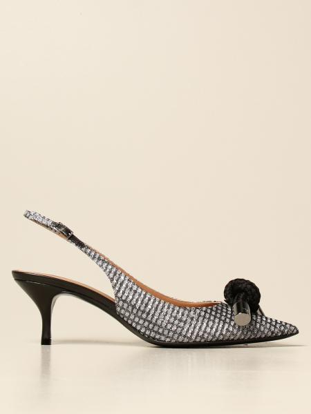 Sandales à talons femme Emporio Armani