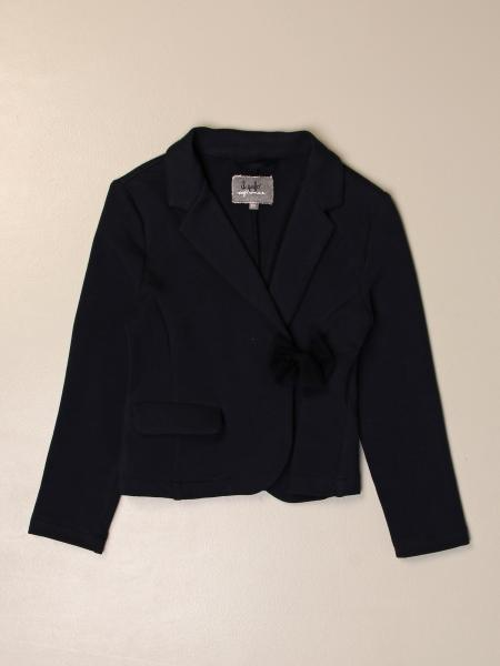 Il Gufo blazer with bow