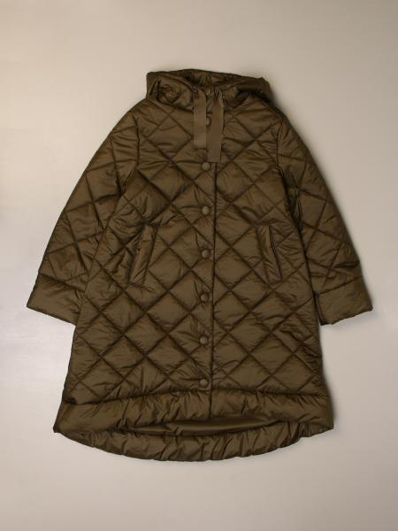 Il Gufo diamond quilted jacket