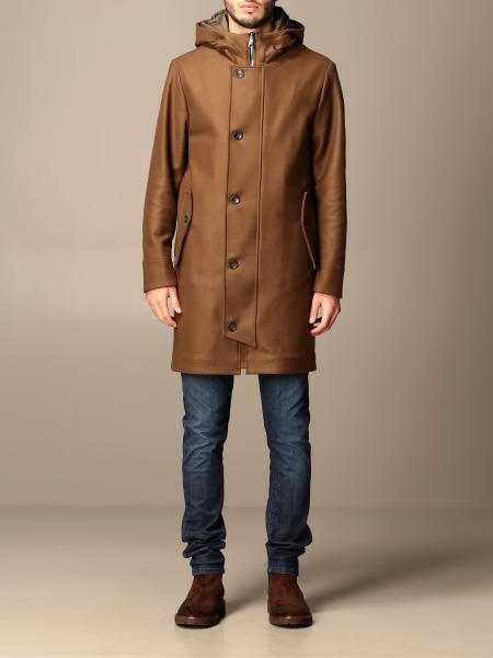 Coat men Low Brand