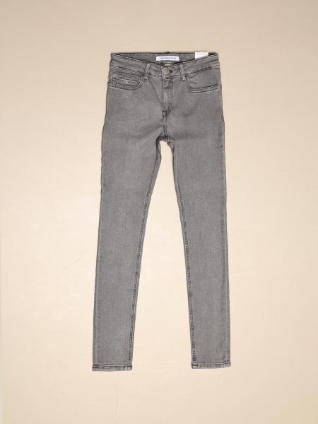Calvin Klein jeans in denim