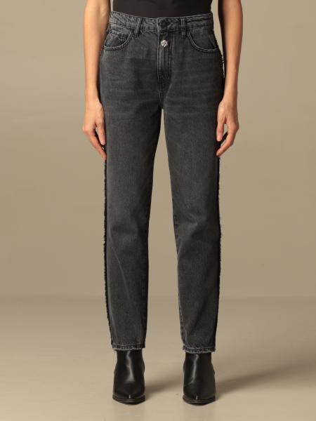 Jeans damen Semicouture